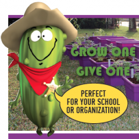 Grow One, Give One